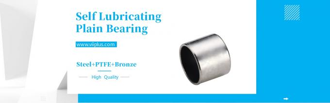 self lubricating plain bushing